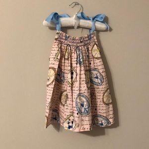 Other - Disney Princess Pattern Smocked Dress 2T